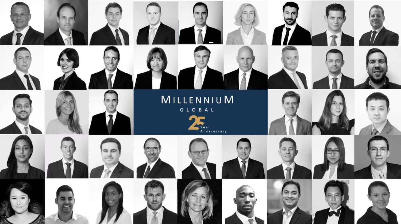 Millennium Global 25 years