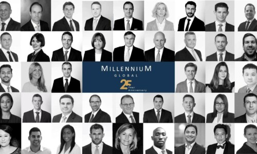 Millennium Global 25 years