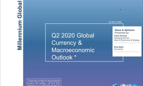 macro and currency outlook Q2 2020