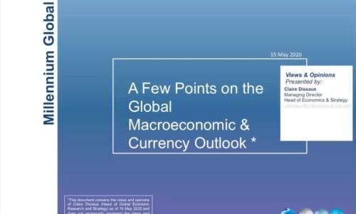 Macro currency outlook may 2020